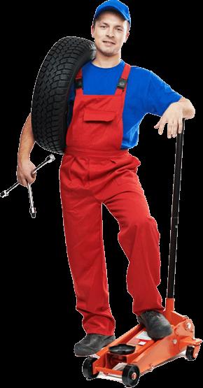 service-man